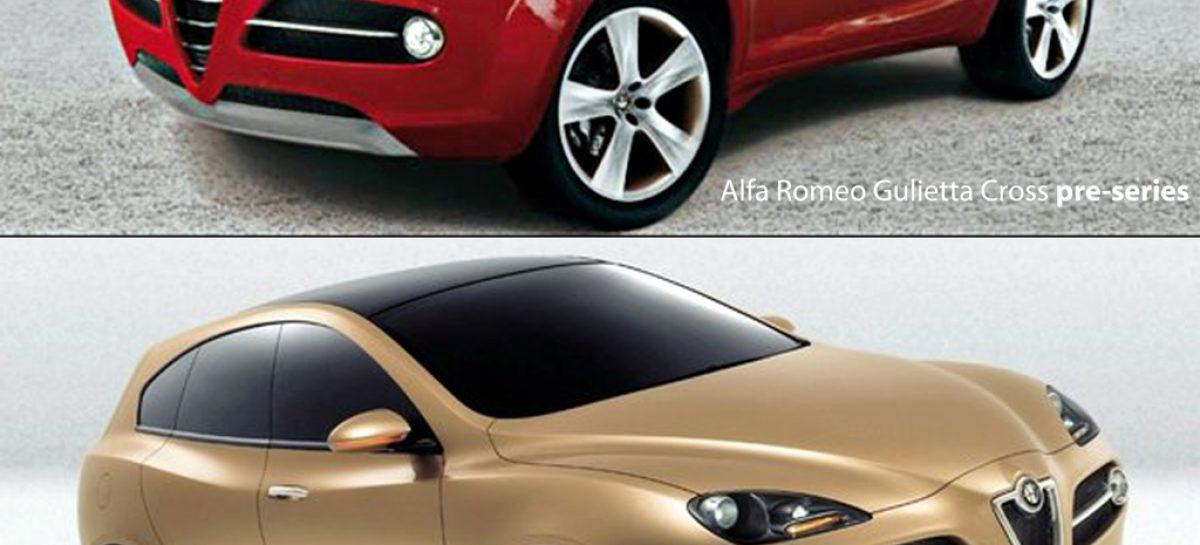 Первый кроссовер от Alfa Romeo: гламурный вариант Jeep Renegade?