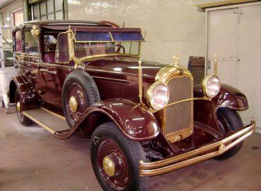 Редкие автомобили: Citroen C6 coupe-cabriolet (1930)