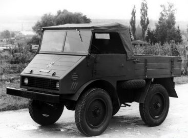 Unimog – 1946