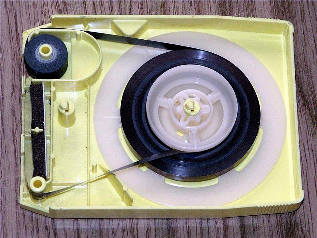 Однокатушечная кассета