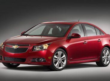Chevrolet приостанавливает продажи Chevrolet Cruze 2013 и 2014 года