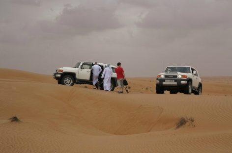 Экипаж: Белое солнце пустыни Омана