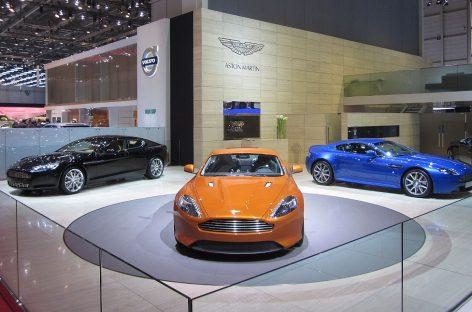 Aston Martin разрабатывает новую платформу для спорткаров