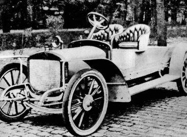 Автомобиль Фрезе — 1909 год