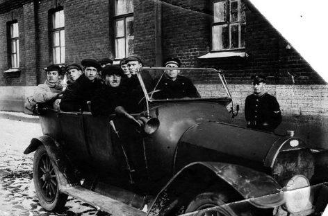 100 лет назад Россия была автомобилизованной и технически насыщенной страной