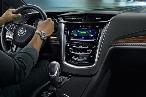 Про Cadillac ELR подробнее