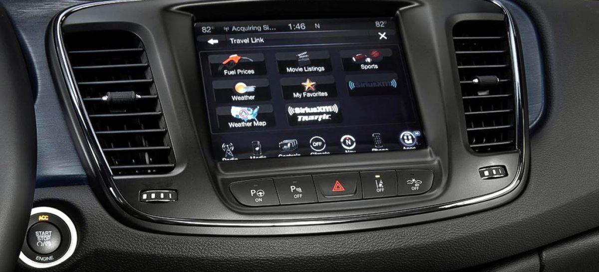Новый Chrysler 200 будет оснащен опцией «стоп/старт» этой осенью