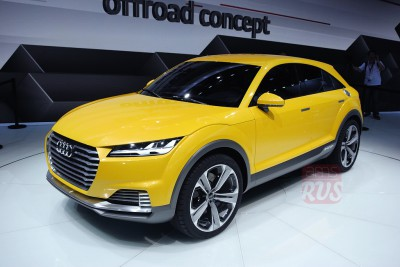 Audi ТТ Offroad