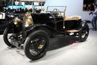 Bugatti Type 18 Black Bess