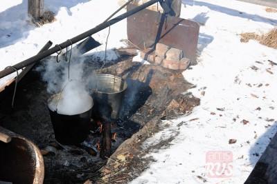 Запас воды в Якутии