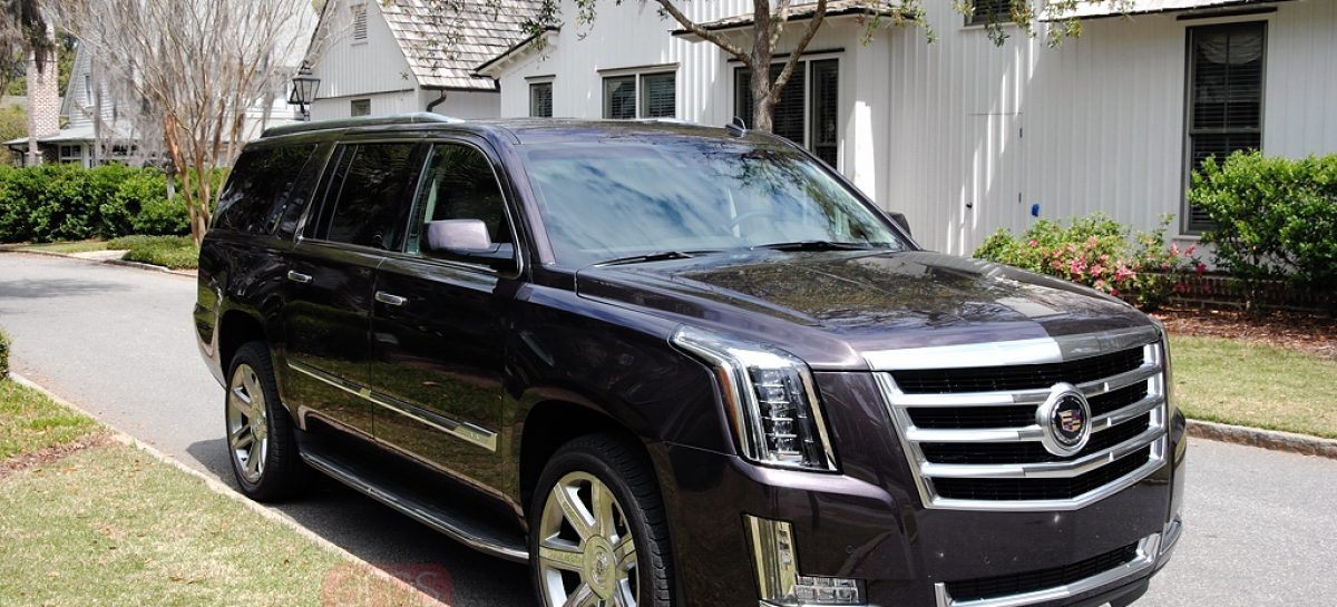 Cadillac Escalade 2015 – тест драйв Александра Пикуленко