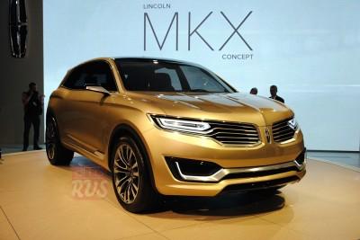 Lincoln MKX Пекин 2014