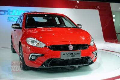 Fiat Ottimo Пекин 2014