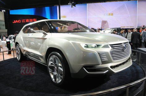 Как скоро китайцы скопируют Ford серии F?