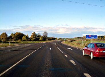 Латвия — платные дороги