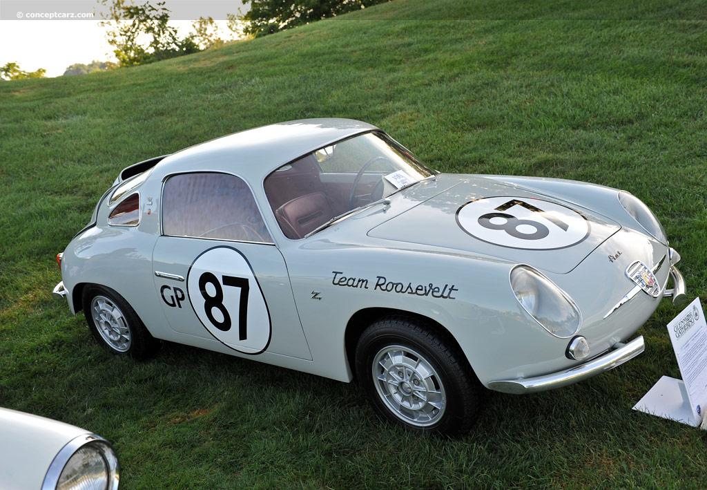 Fiat Abarth 750 Record Monza Zagato Bialbero