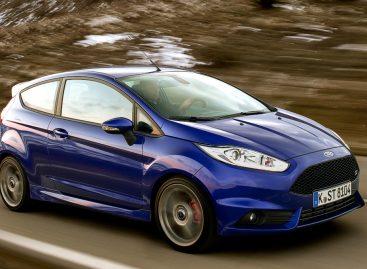 В продажу поступит новый Ford Fiesta ST