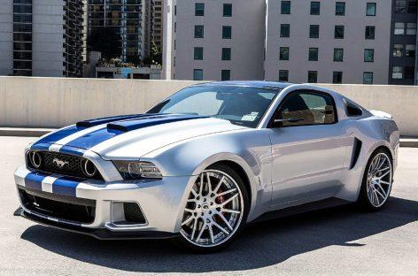 Ford Mustang из Need for Speed: Жажда скорости продан за $300 000