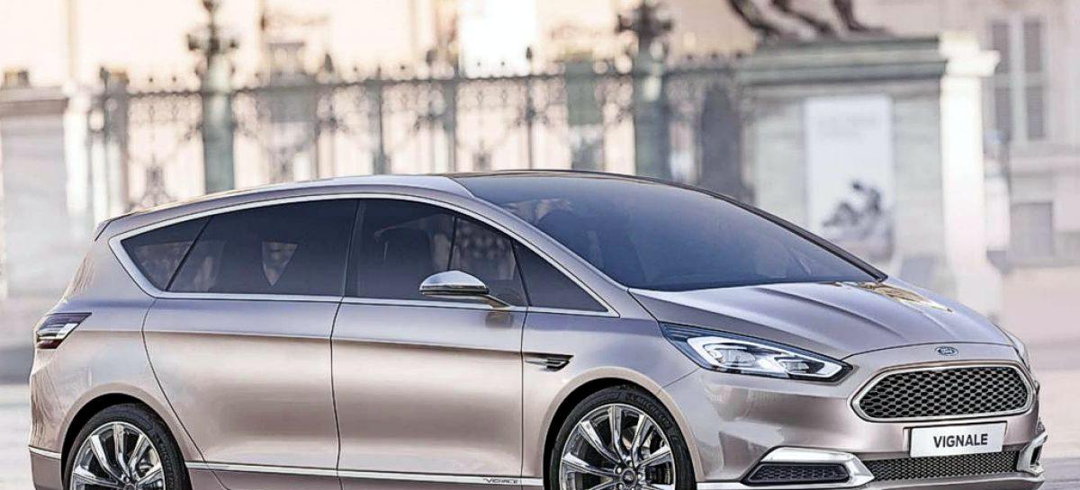 Ford заявляет о выпуске очередного автомобиля в версии Vignale
