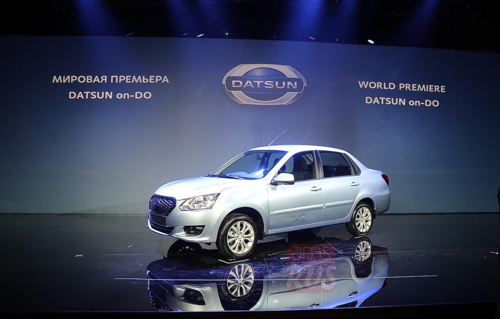 Русский Datsun во всей красе