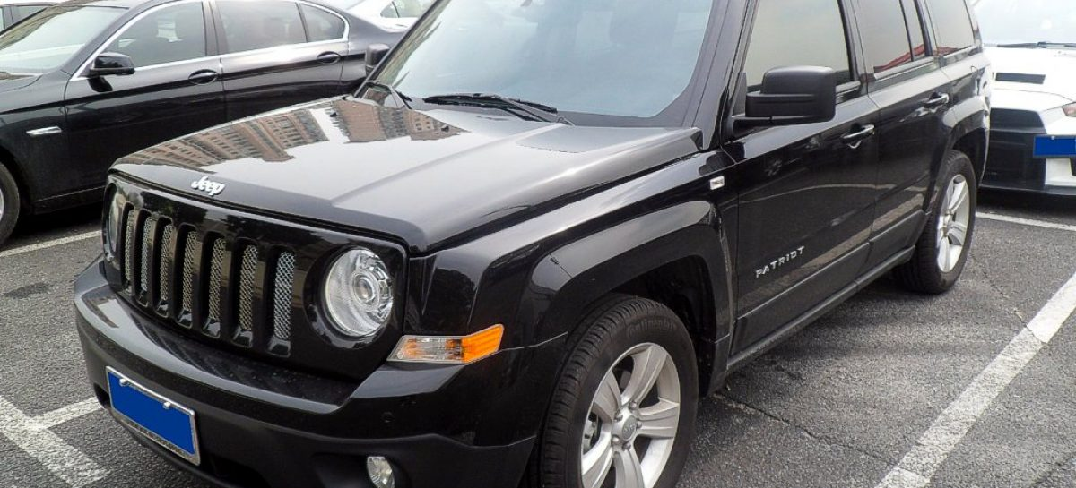 Fiat Chrysler будет производить Jeep в Китае