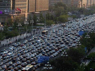 Китайский автомобильный рынок