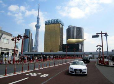 Культура вождения падает. В Японии
