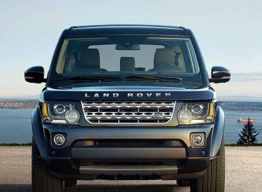 Land Rover Discovery – крошка