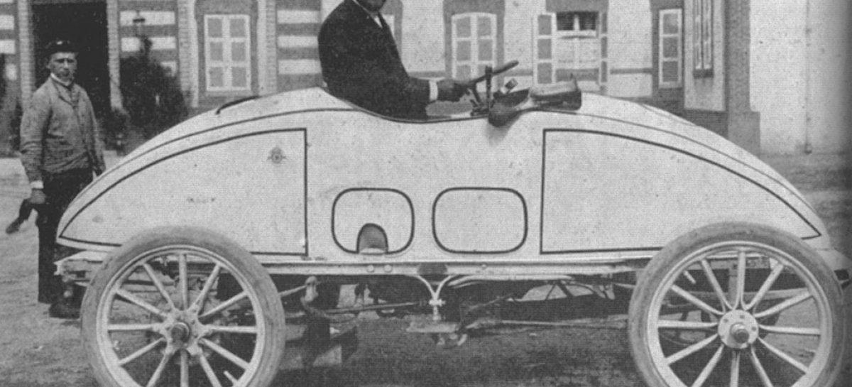 Serpollet – 120 км/ч – 1902 год