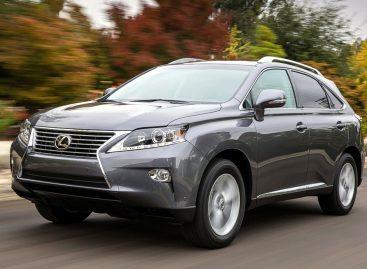 Lexus планирует представить семиместный кроссовер