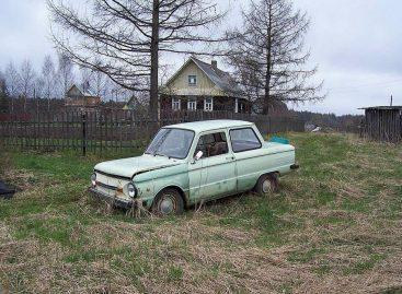 Машина есть только у 47% россиян