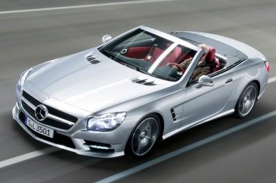 Mercedes Benz SL 350