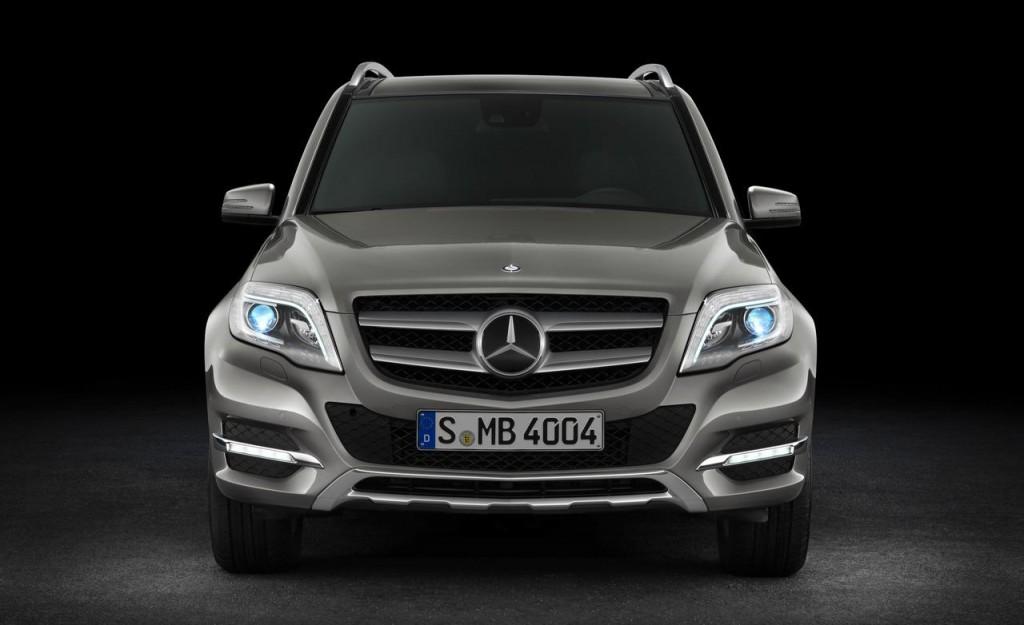 Mercedes GLK 2014