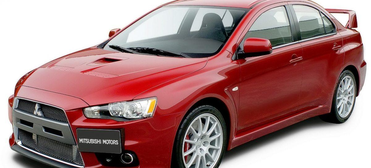 Mitsubishi Lancer Evolution – порода настоящих боевых автомобилей