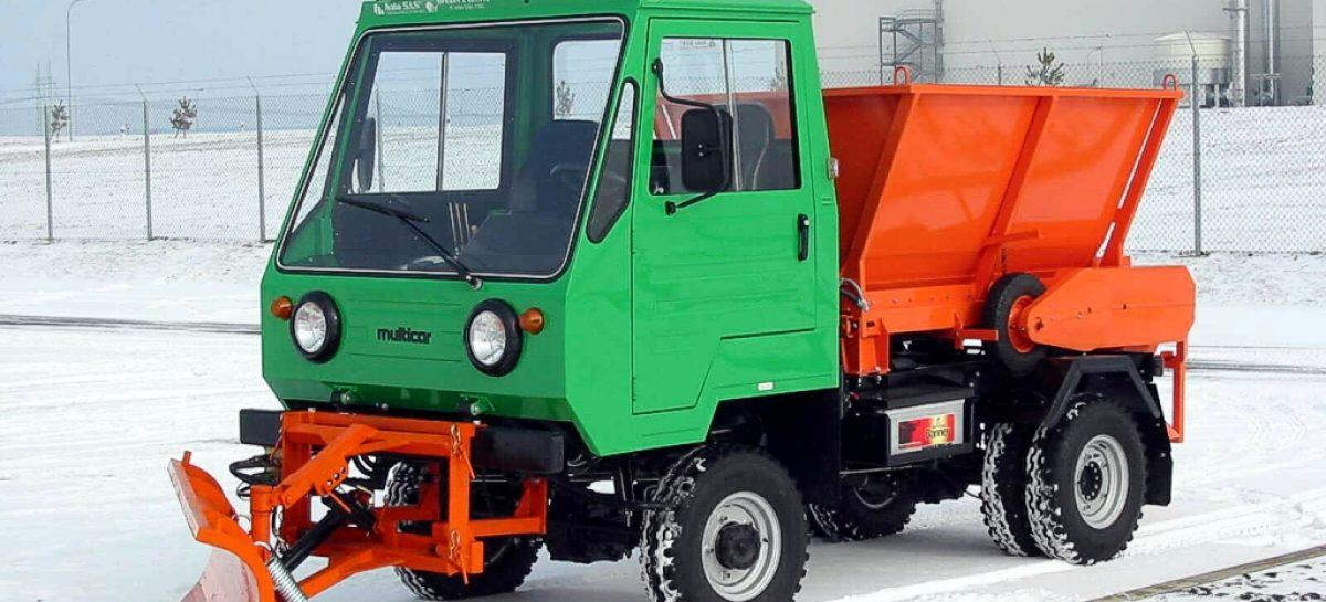 Multicar в СССР – 1980