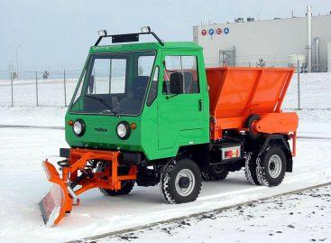 Multicar в СССР — 1980