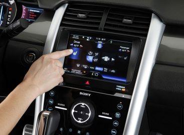 Ford Motor планирует улучшать автомобильные интерфейсы