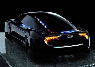 OLED на Audi