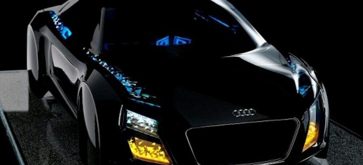 Органические светодиоды в автомобилях