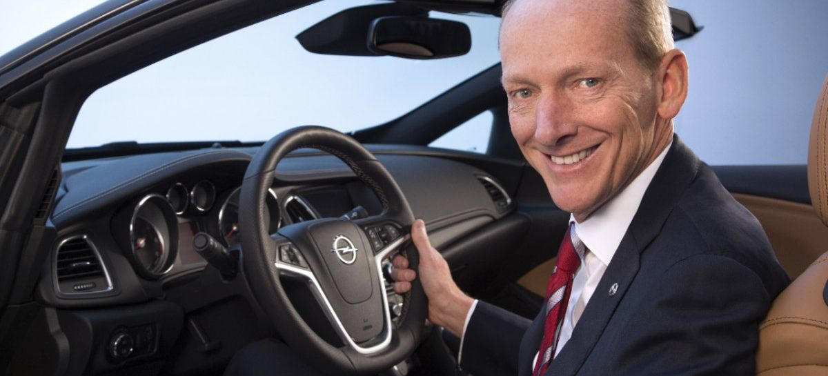Opel прощается с Китаем