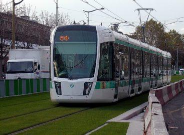 Автобус или трамвай?