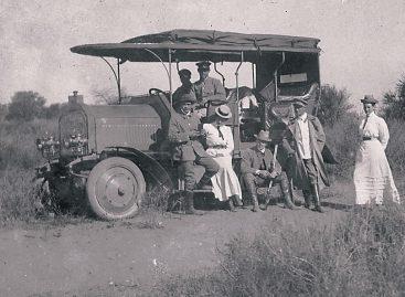 Гелендваген — 1907 год