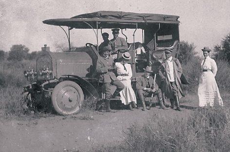 Гелендваген – 1907 год