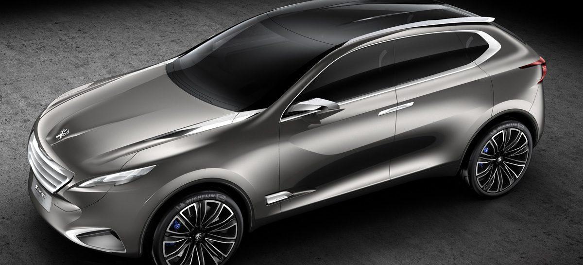 Новый облик Peugeot 3008