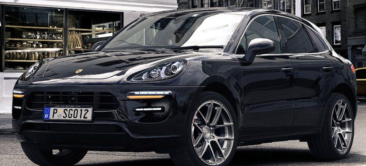 Porsche Macan: Недоступное доступно