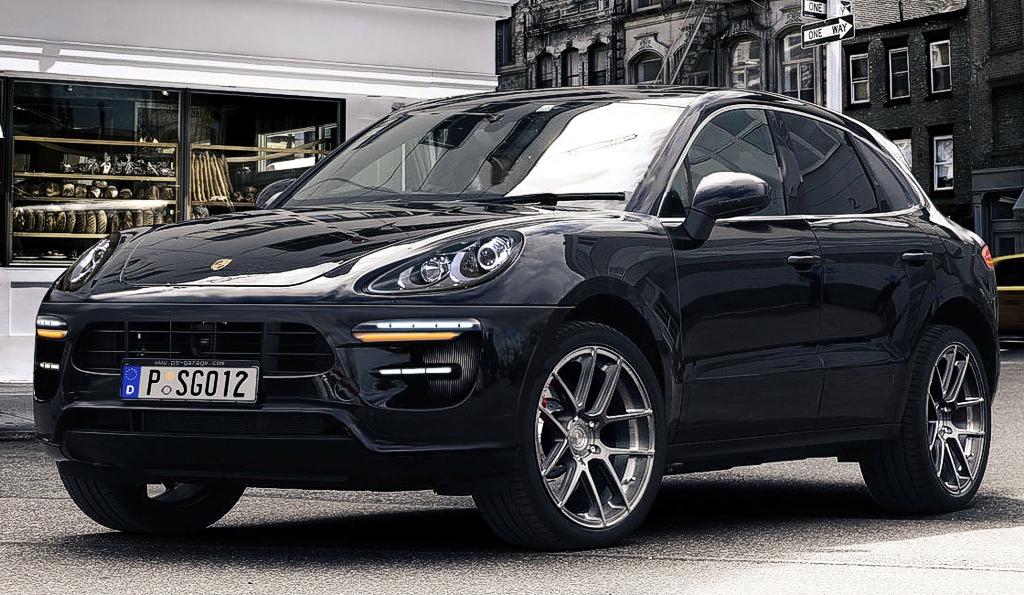 Porsche Macan 2014