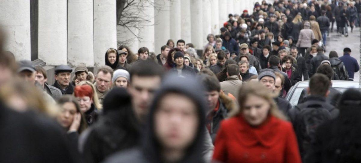 Сколько времени москвичи добираются на работу?