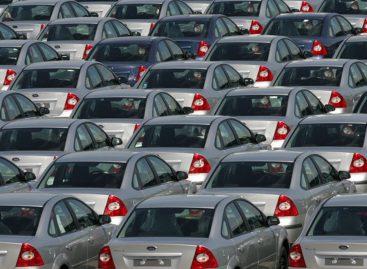 Рост рынка легковых автомобилей отмечен в пяти российских регионах