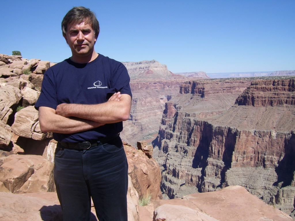 Михаил Рябинкин путешествие по США