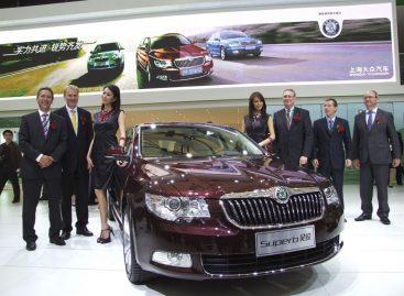 Skoda планирует экспансию автомобильного рынка Китая